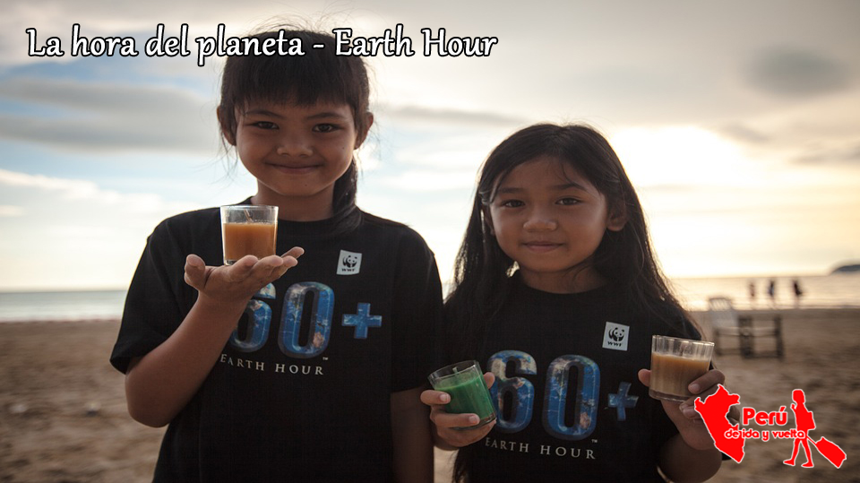 La hora del planeta – Earth Hour