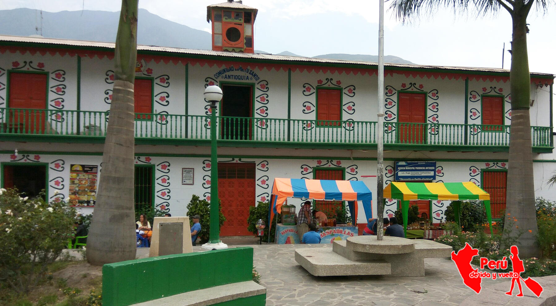 Local Comunal Espiritu Santo